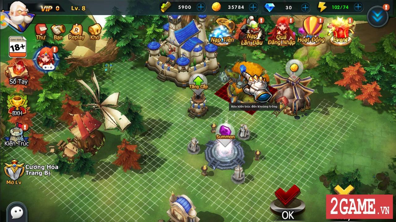 Fan Warcraft 3 nói gì về Doto Mobile? 0