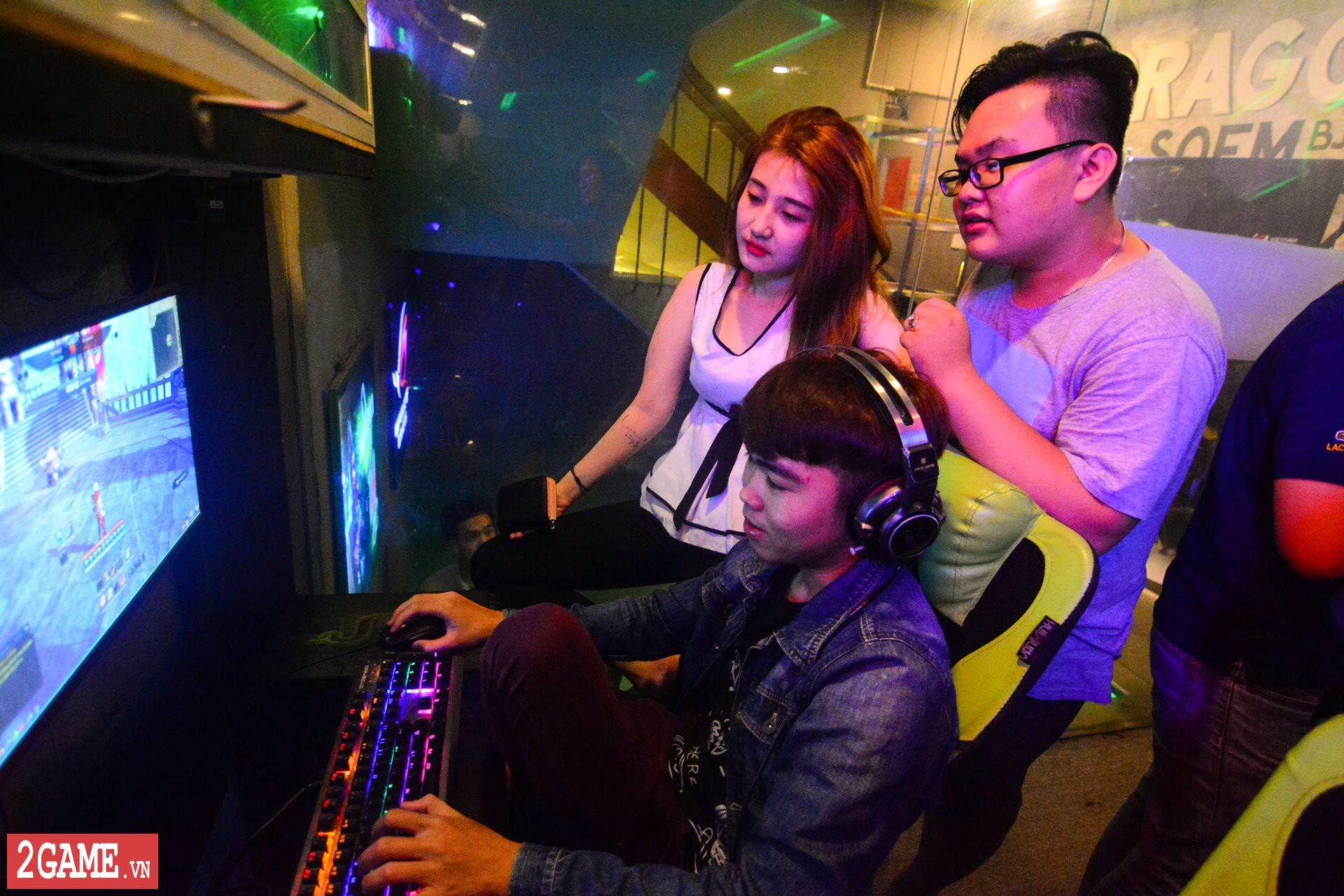 """Garena """"chơi đẹp"""" đền bù cho game thủ Blade and Soul Việt Nam sau sự cố cửa hàng Kim Cương 4"""