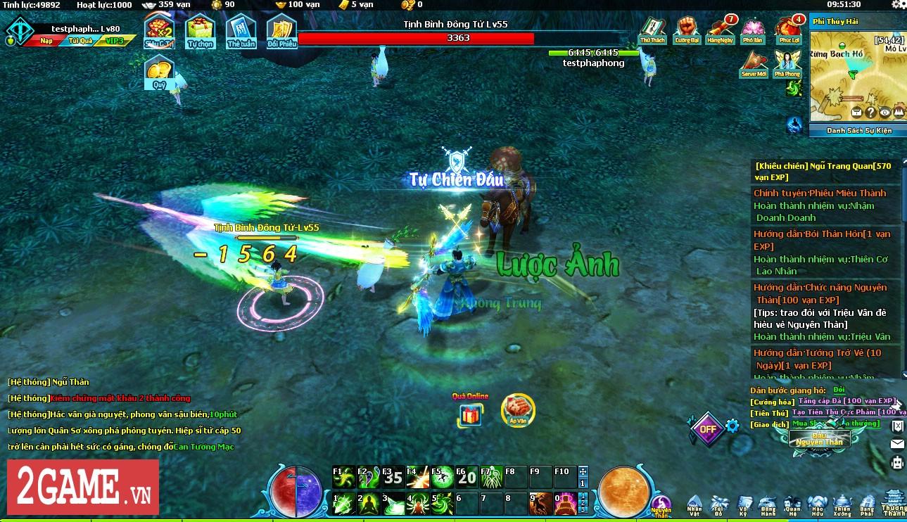 11 game online đã đến tay game thủ Việt trong tháng 9 5