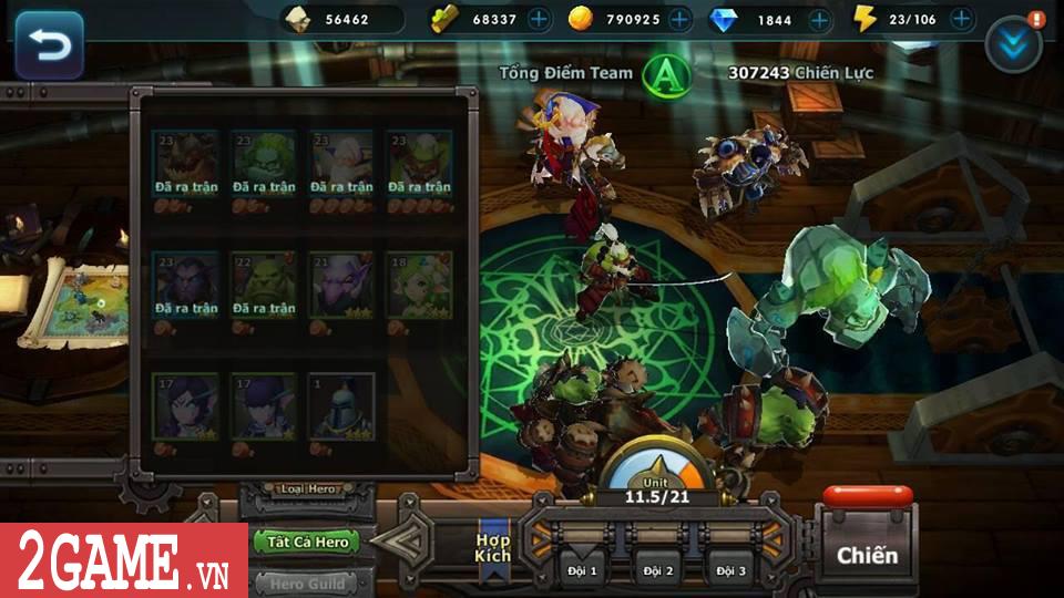 Fan Warcraft 3 nói gì về Doto Mobile? 1