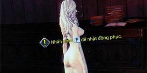 Nữ game thủ phát hoảng khi trông thấy nhân vật trần trụi trong Blade and Soul Việt Nam