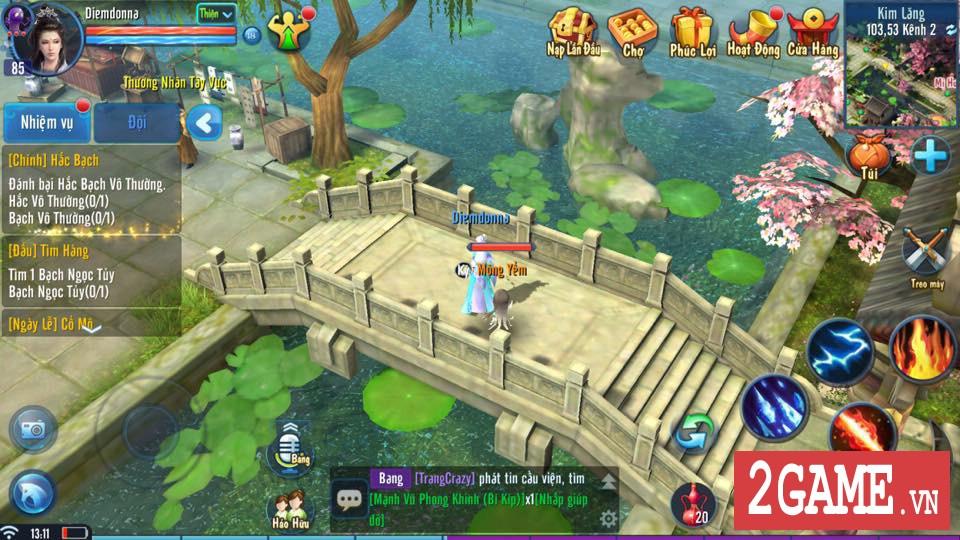 Game thủ Thiện Nữ Mobile bắt đầu gạ gẫm nhau đi chụp hình cưới trong game 2