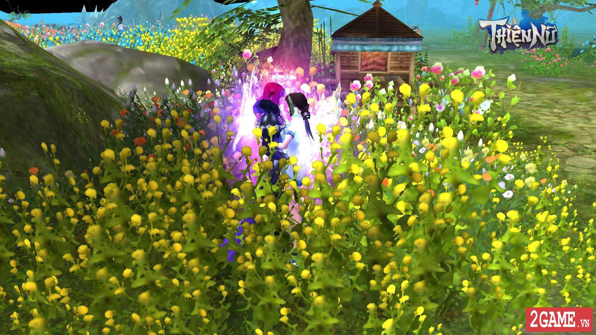 Game thủ Thiện Nữ Mobile bắt đầu gạ gẫm nhau đi chụp hình cưới trong game 5
