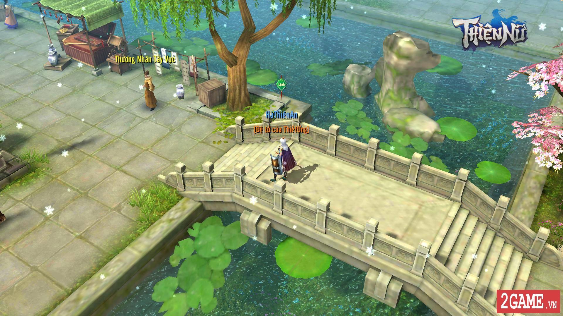 Game thủ Thiện Nữ Mobile bắt đầu gạ gẫm nhau đi chụp hình cưới trong game 3