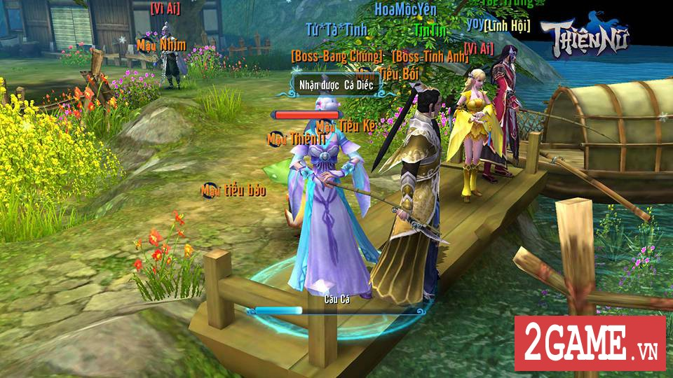 Game thủ Thiện Nữ Mobile bắt đầu gạ gẫm nhau đi chụp hình cưới trong game 0