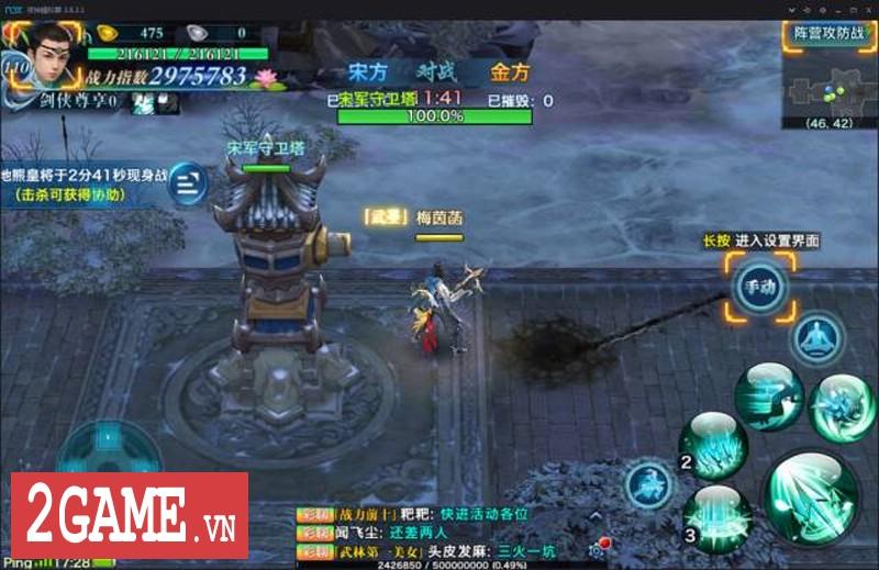 Võ Lâm Truyền Kỳ Mobile sắp cập nhật chế độ chơi kiểu MOBA solo một đường đầy kịch tính 6