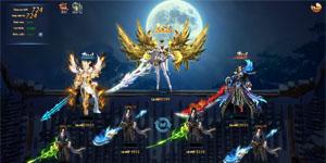 Đoạt ngay ngôi Vương xưng danh Hoàng Đế với webgame Thần Tiên Kiếp