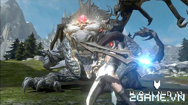 Hundred Soul - Game nhập vai hành động hoa mỹ xứ Hàn tiến hành thử nghiệm 1