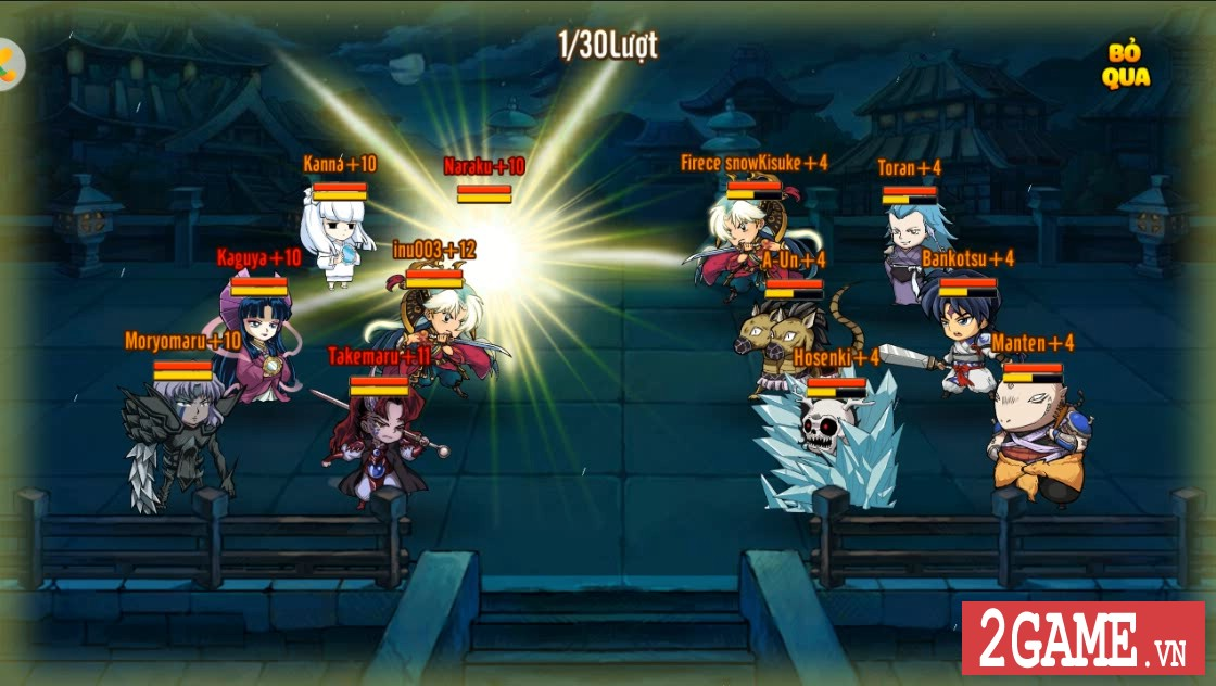 Ngắm nhìn InuYasha Mobile phiên bản Việt hóa hoàn chỉnh 3