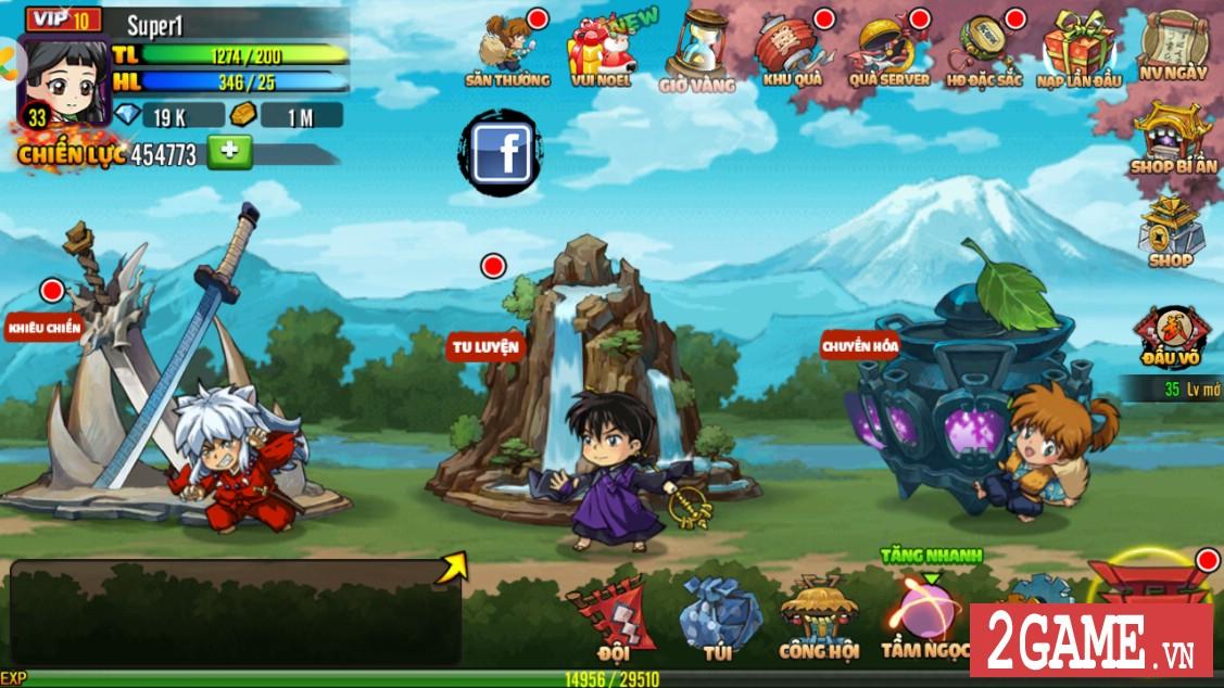 Ngắm nhìn InuYasha Mobile phiên bản Việt hóa hoàn chỉnh 6