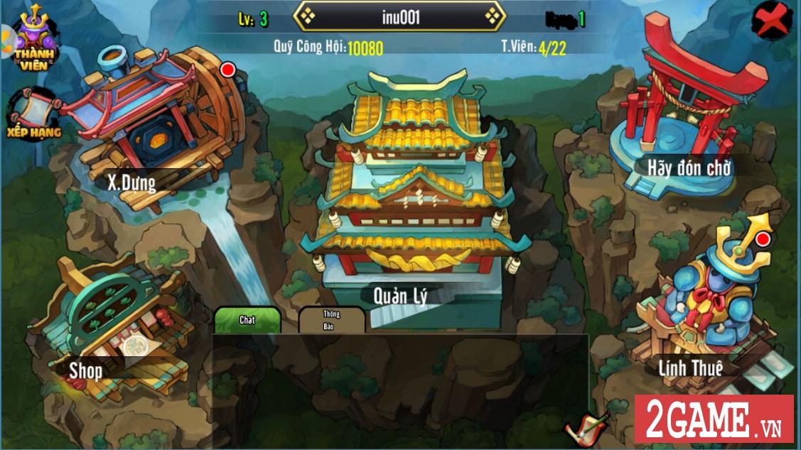 Ngắm nhìn InuYasha Mobile phiên bản Việt hóa hoàn chỉnh 8