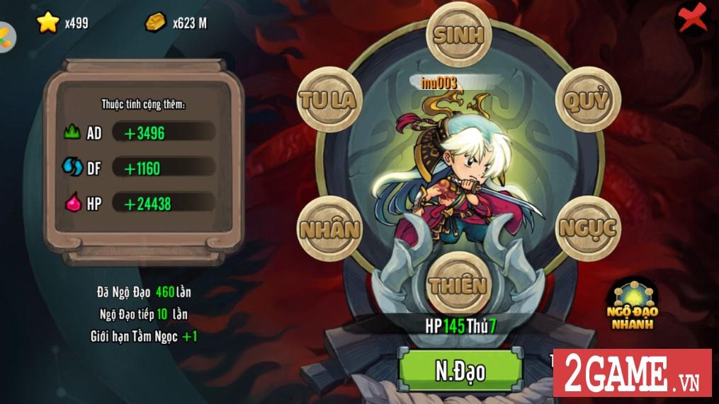 Ngắm nhìn InuYasha Mobile phiên bản Việt hóa hoàn chỉnh 11