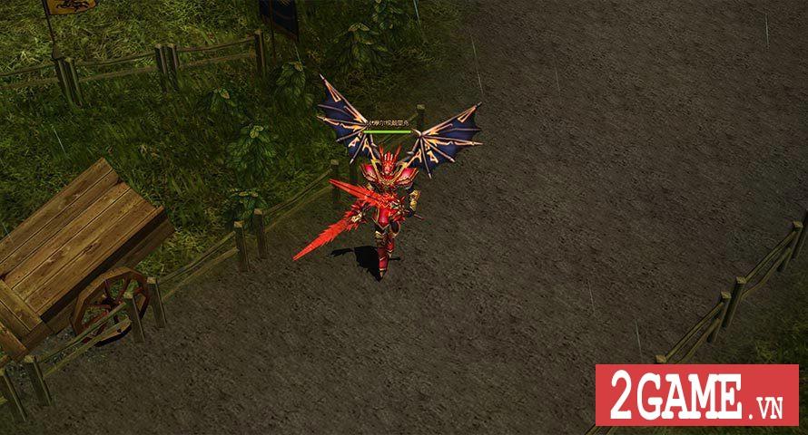 Chơi thử MU Online Web: Cảm giác cày cấp săn đồ trở lại mạnh mẽ khi bạn chơi game này!!! 11