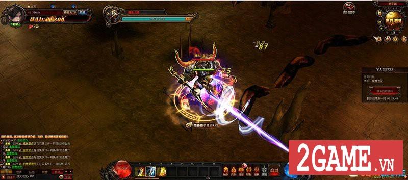 Chơi thử MU Online Web: Cảm giác cày cấp săn đồ trở lại mạnh mẽ khi bạn chơi game này!!! 12