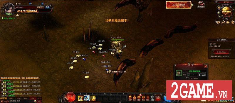 Chơi thử MU Online Web: Cảm giác cày cấp săn đồ trở lại mạnh mẽ khi bạn chơi game này!!! 13