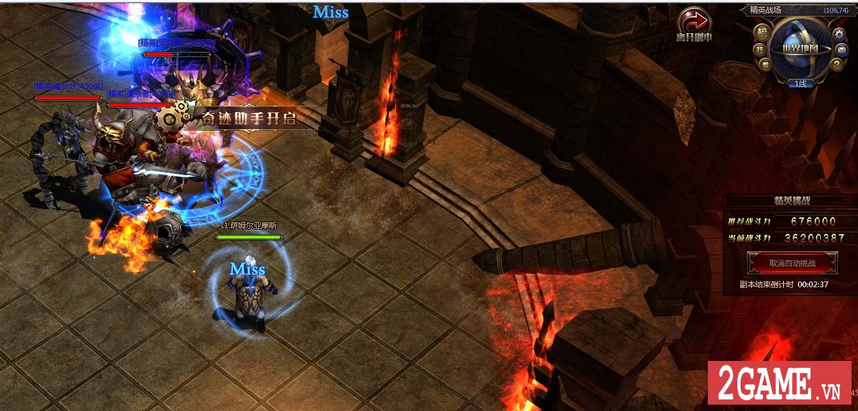 Chơi thử MU Online Web: Cảm giác cày cấp săn đồ trở lại mạnh mẽ khi bạn chơi game này!!! 14