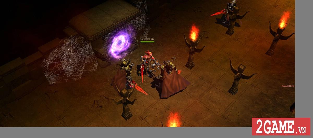 Chơi thử MU Online Web: Cảm giác cày cấp săn đồ trở lại mạnh mẽ khi bạn chơi game này!!! 15