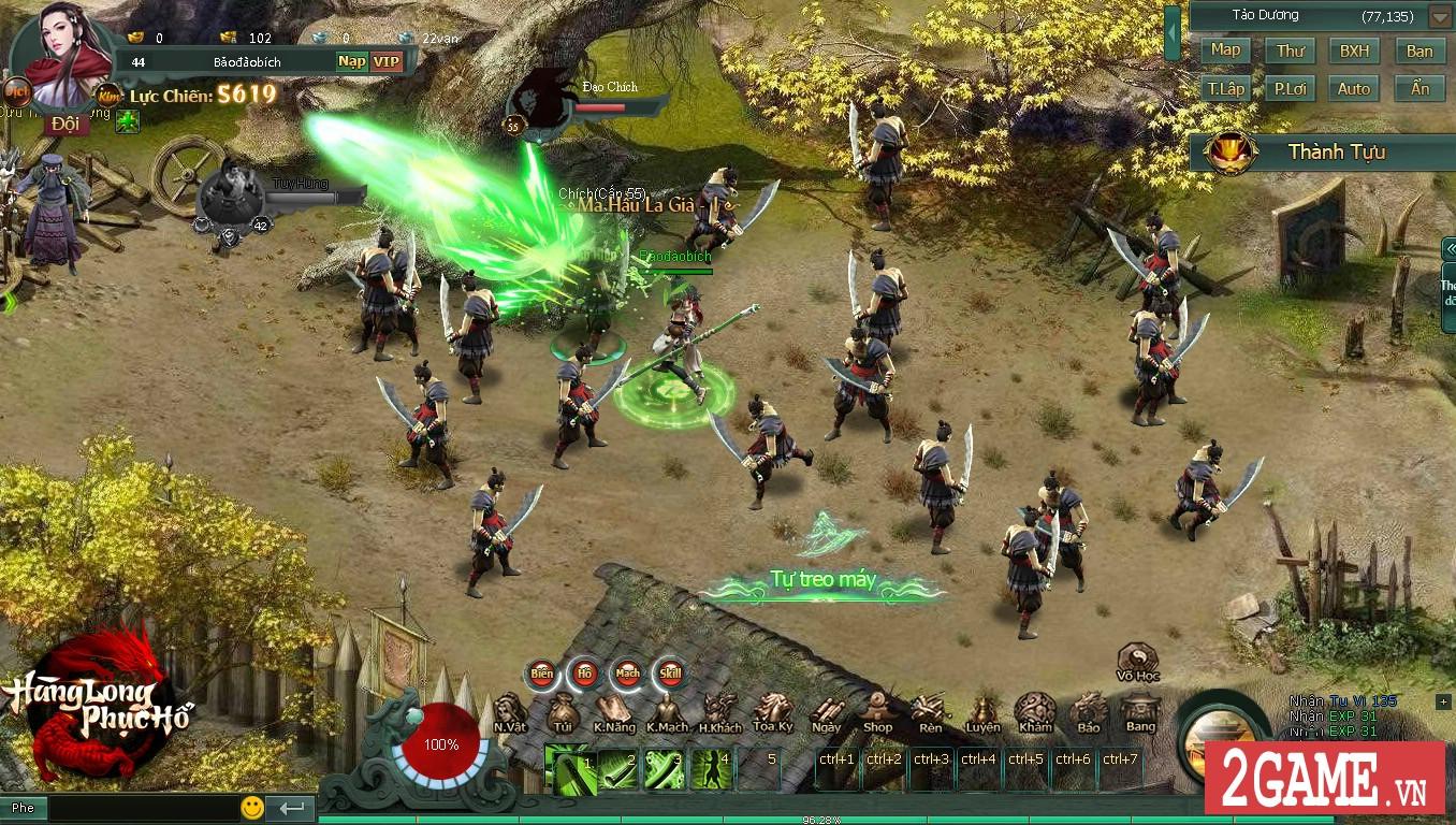 11 game online đã đến tay game thủ Việt trong tháng 9 6