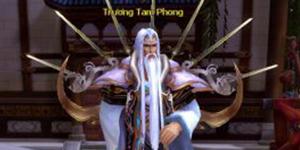Ngũ Thần Online – Hộ Tướng Thần Khí