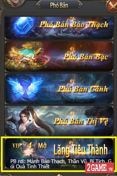 Kiếm Linh H5 - Hệ Thống VIP 2