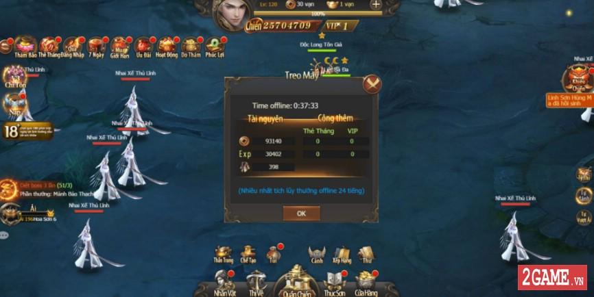 Kiếm Linh H5 - Luyện Cấp Không Cần Đăng Nhập 0