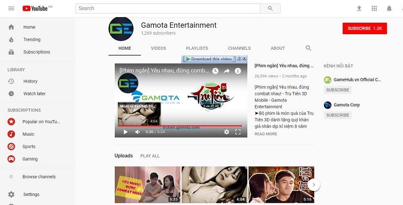 """Biz.gamota.com – """"Bách Khoa Toàn Thư"""" mới của Gamota chính thức lên sóng 6"""