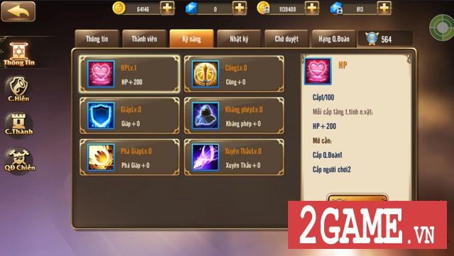 Kỵ Sĩ Rồng Mobile liệu có phải là tựa game nhập vai có tính năng Bang hội hay nhất hiện nay? 9