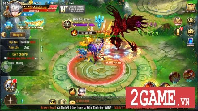 Kỵ Sĩ Rồng Mobile liệu có phải là tựa game nhập vai có tính năng Bang hội hay nhất hiện nay? 10