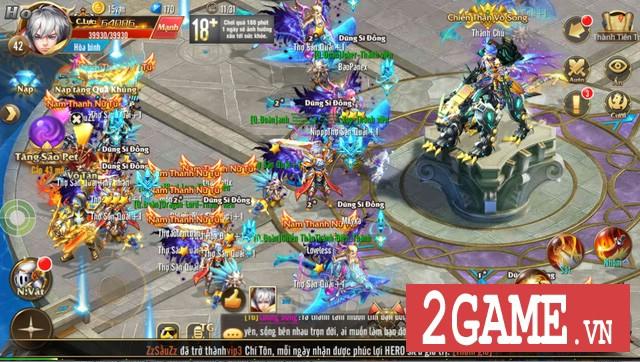 Kỵ Sĩ Rồng Mobile liệu có phải là tựa game nhập vai có tính năng Bang hội hay nhất hiện nay? 1