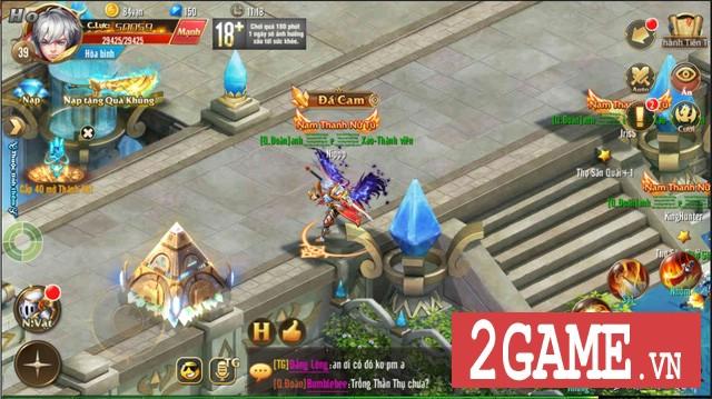 Kỵ Sĩ Rồng Mobile liệu có phải là tựa game nhập vai có tính năng Bang hội hay nhất hiện nay? 3
