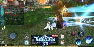 Thanh Vân Chí 3D Mobile công bố ngày ra game tại Việt Nam