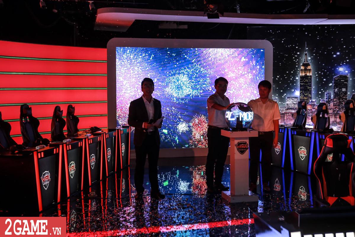 VTC Mobile phối hợp cùng nhà mạng MobiFone chính thức khởi tranh giải đấu VPL MOBIFONE 0