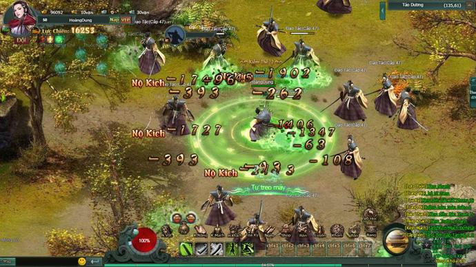 Webgame Hàng Long Phục Hổ mang đến chiến trường thế lực Tống - Kim đầy đổi mới 5