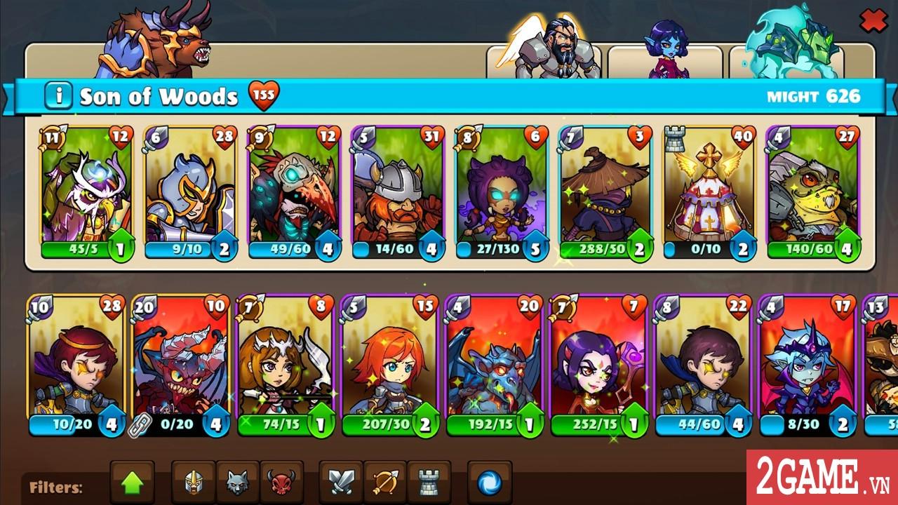 Mighty Party - Đã có thể chơi game chiến thuật bàn cơ siêu hay này trên cả PC lẫn Mobile rồi! 1