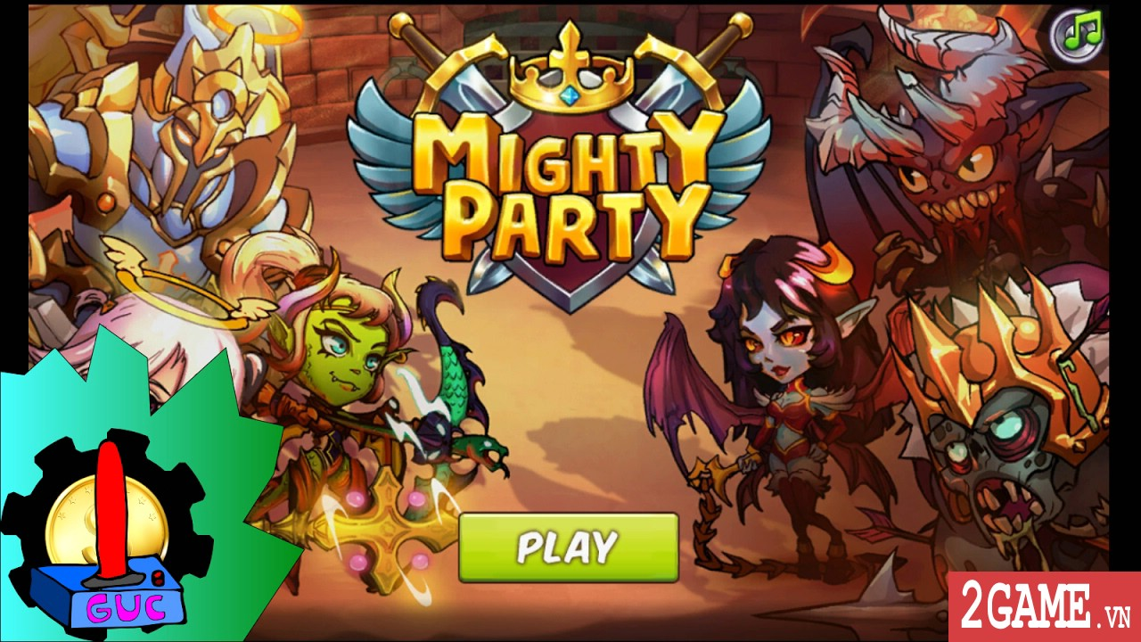 Mighty Party - Đã có thể chơi game chiến thuật bàn cơ siêu hay này trên cả PC lẫn Mobile rồi! 5