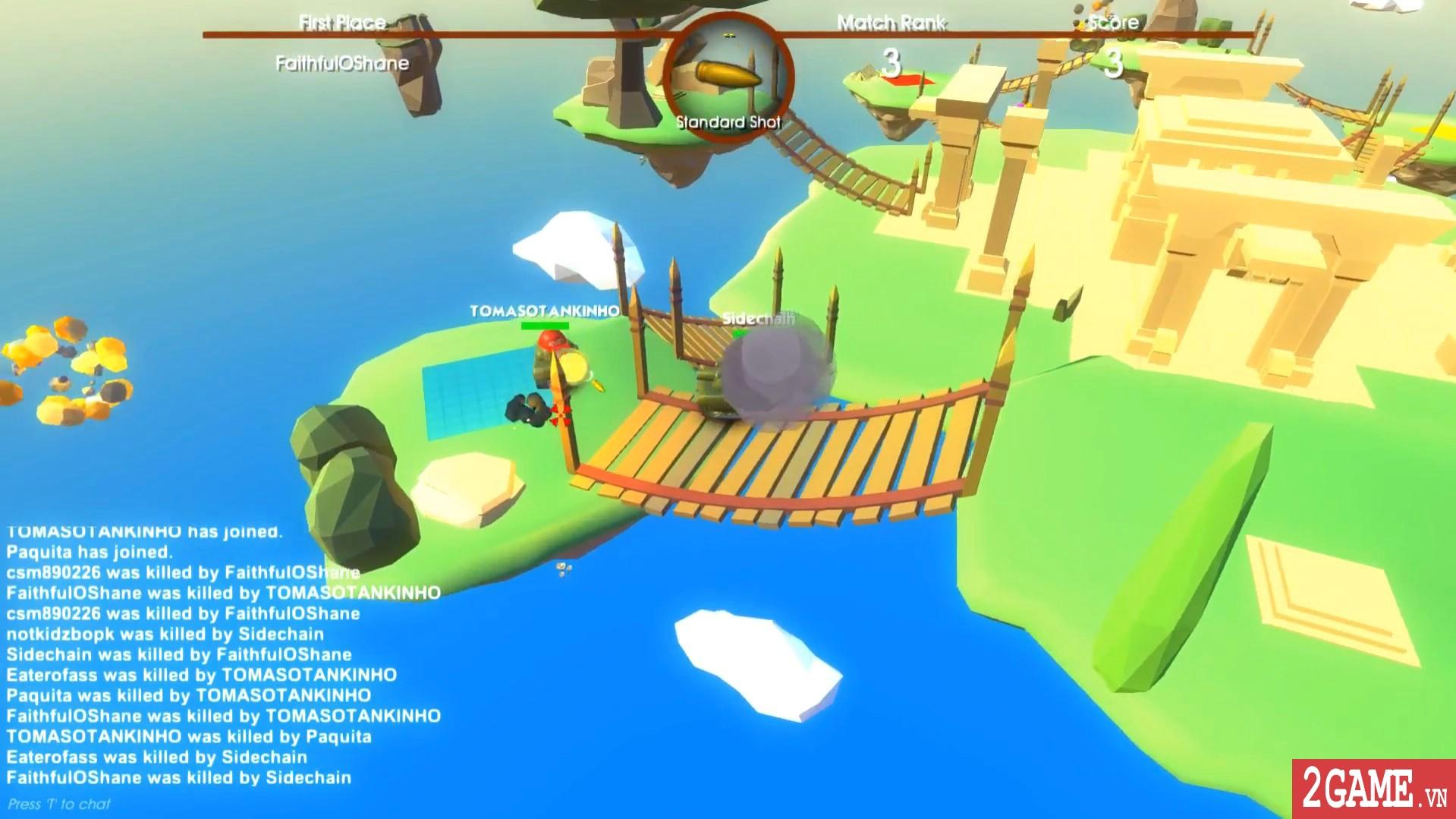Better Off Tread – Game chiến Tank siêu vui nhộn bất ngờ cho chơi miễn phí trên steam 3