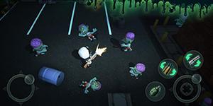 Terror Hunter – Game cho phép bạn vào vai thợ săn Zombie đầy kịch tính