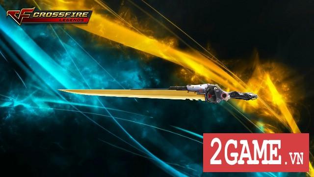 Crossfire Legends - Nạp gem tích lũy nhận Light Saber vĩnh viễn 0
