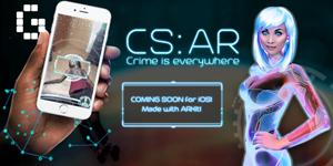 CS: AR – Crime is everywhere – Game thực tế ảo cho phép người chơi trổ tài làm thám tử