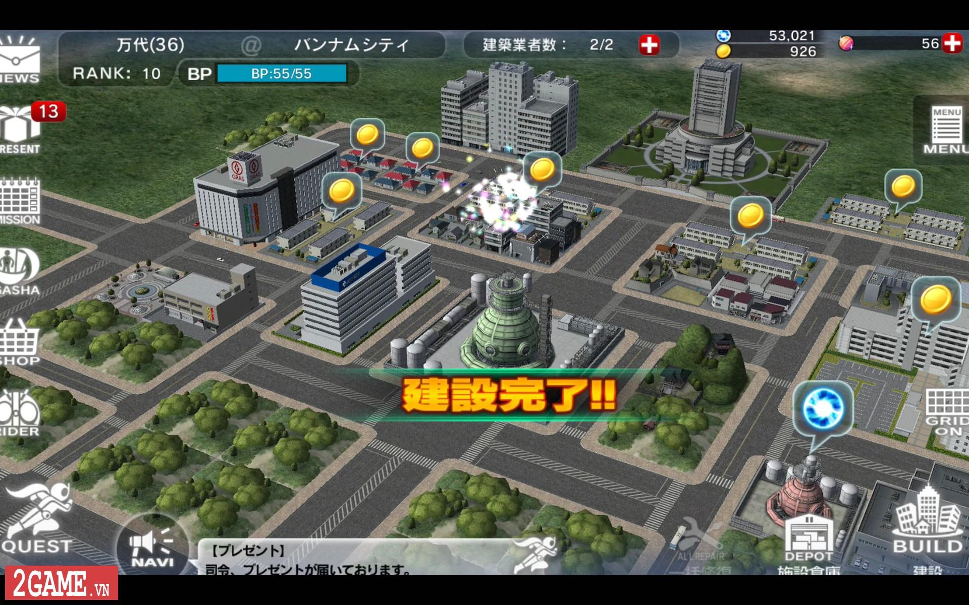 Kamen Rider: Climax Fighters - Game về Siêu nhân Phi Long bất ngờ đổ bộ lên nền tảng di động 1