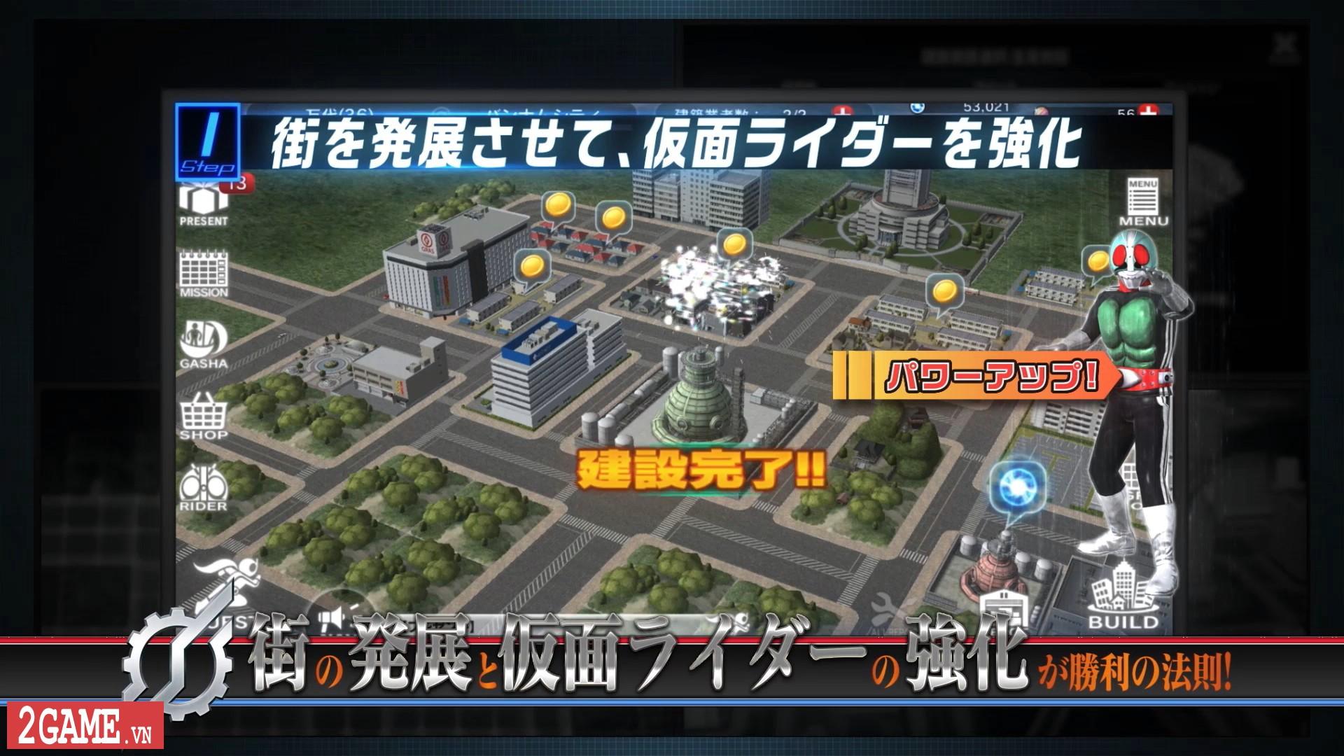 Kamen Rider: Climax Fighters - Game về Siêu nhân Phi Long bất ngờ đổ bộ lên nền tảng di động 4