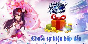 Mừng sinh nhật 2Game tặng 222 giftcode Ngự Kiếm Phi Thiên