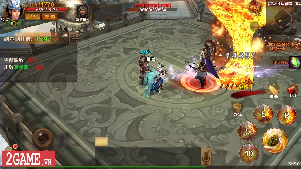 Thêm 7 game online mới vừa cập bến làng game Việt trong quý 4 năm 2017 4