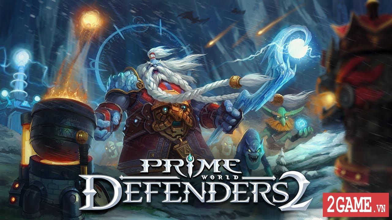 Prime World : Defenders 2 – Game thủ trụ kết hợp nhập vai với lối chơi cực chất 0