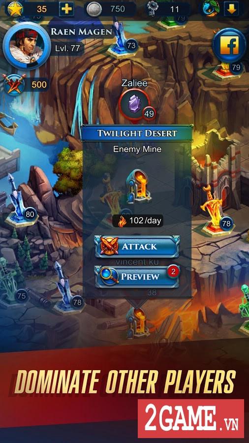 Prime World : Defenders 2 – Game thủ trụ kết hợp nhập vai với lối chơi cực chất 4