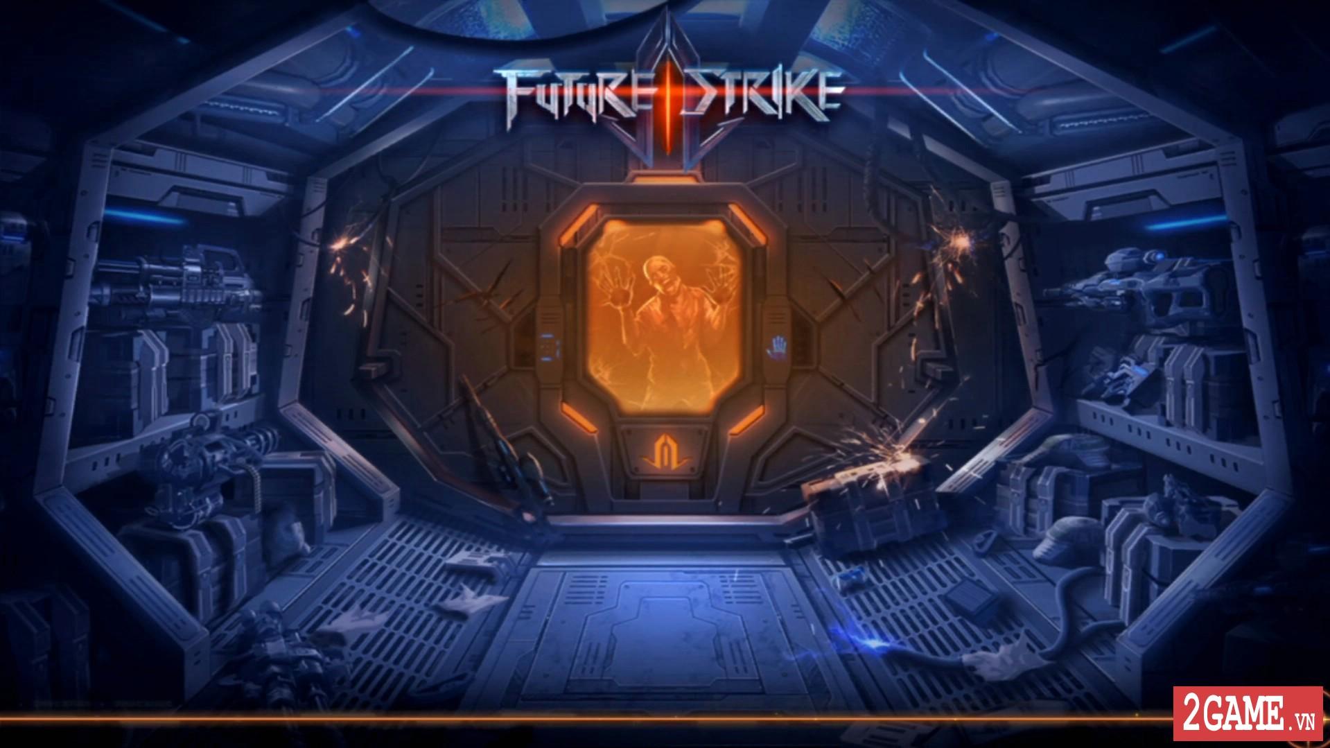 Future Strike - Game bắn súng nhập vai đi cảnh khá hay ho 0