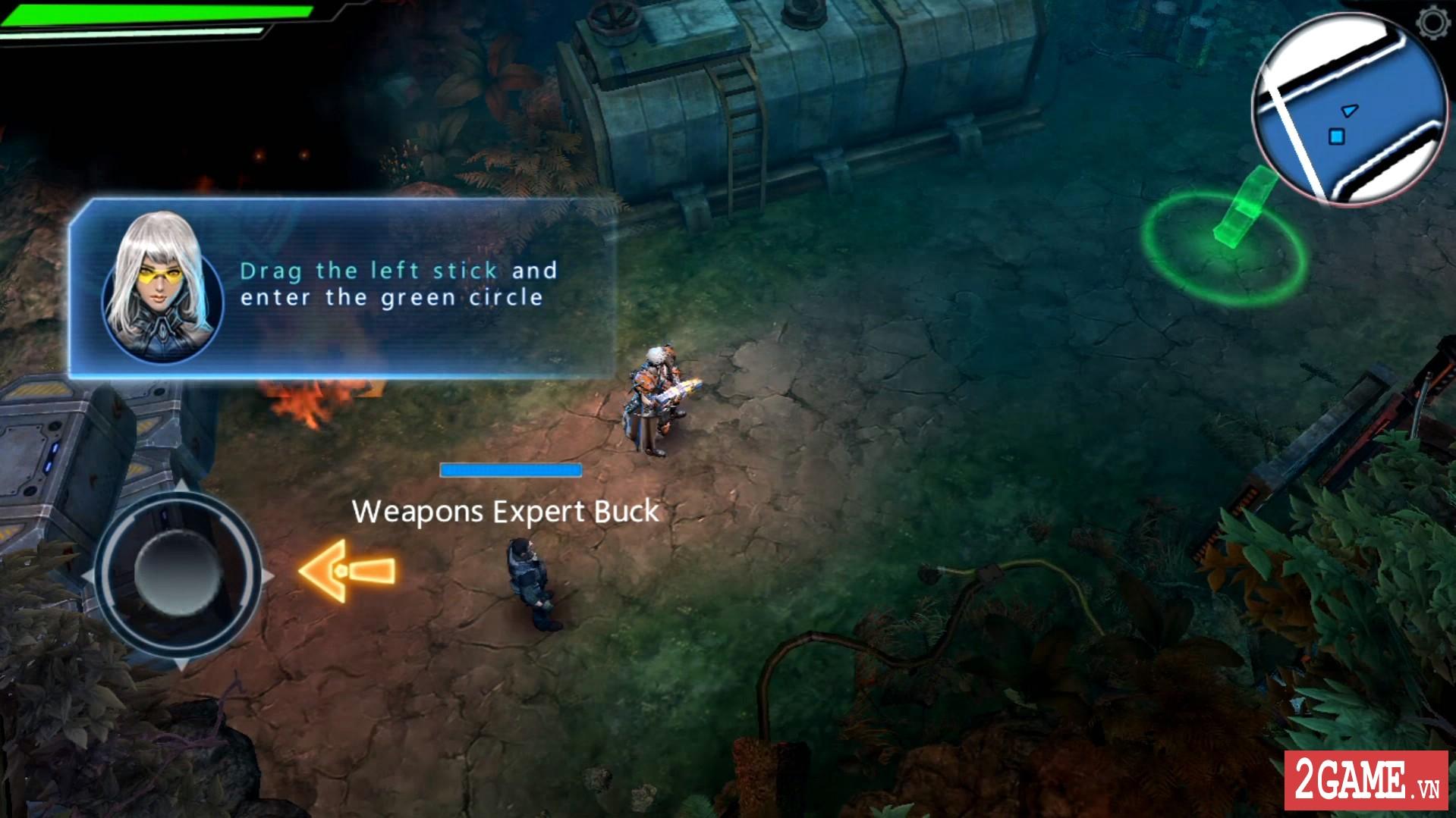 Future Strike - Game bắn súng nhập vai đi cảnh khá hay ho 1