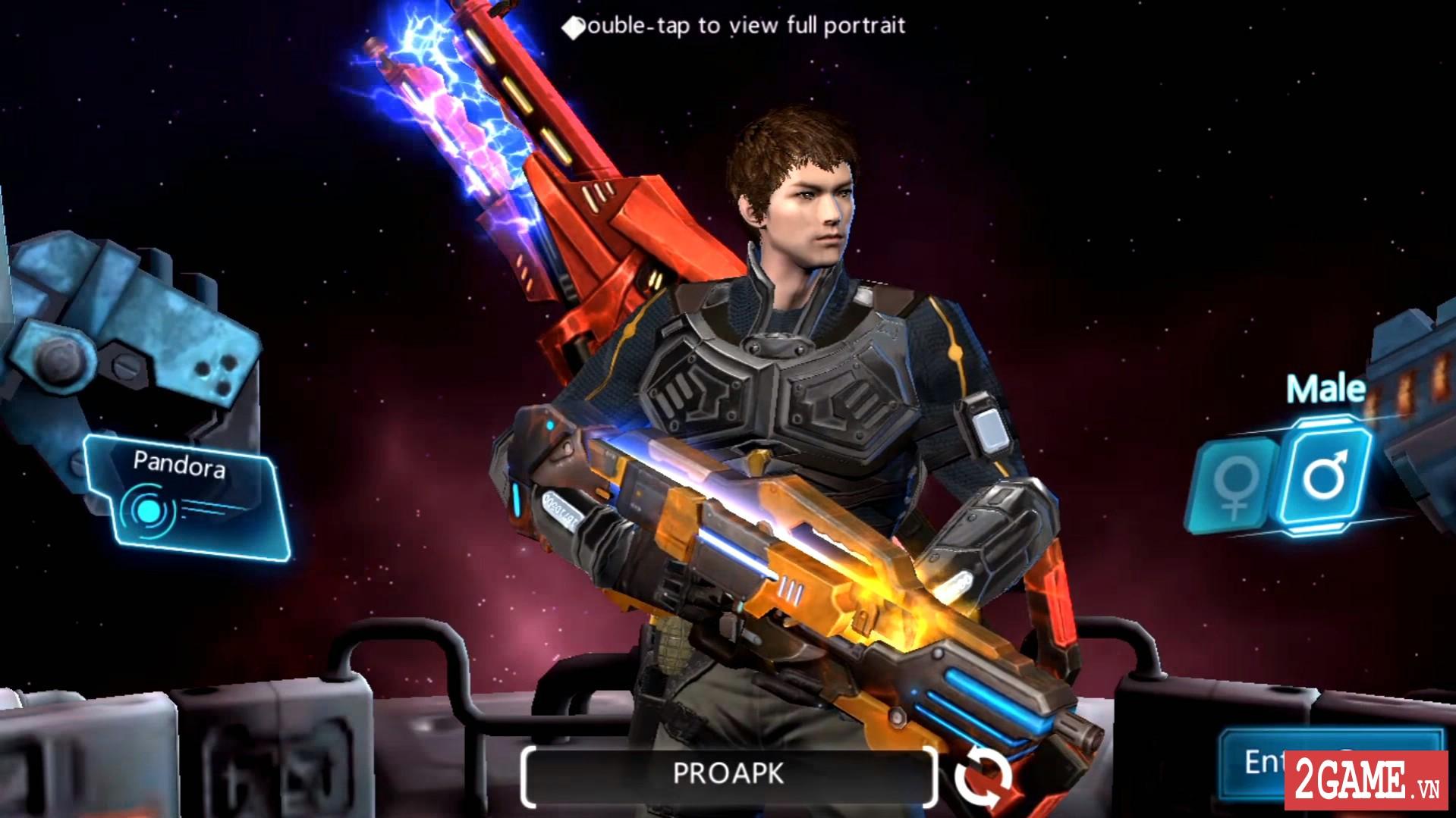 Future Strike - Game bắn súng nhập vai đi cảnh khá hay ho 2