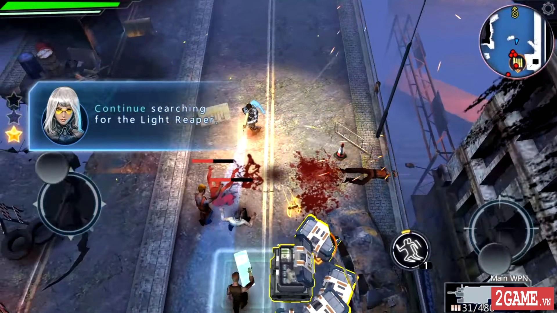 Future Strike - Game bắn súng nhập vai đi cảnh khá hay ho 3