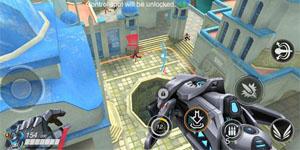 Heroes of Warfare – Overwatch Mobile nay đã có phiên bản tiếng Anh